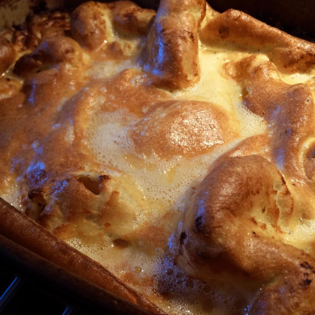 Spelt Yorkshire Pudding Recipe